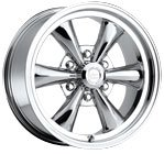 Vision Wheels <br>Legend 6 141 Chrome