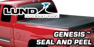 Genesis Seal and Peel <br>Lund Tonneau Covers