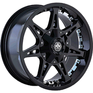 Mayhem Wheels<br /> Missile 8060 Black