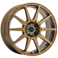 Method Race MR501 Rally Bronze Wheels