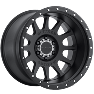 Method Race MR605 NV Matte Black Wheels
