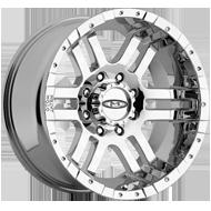 Moto Metal MO951 Chrome Wheels