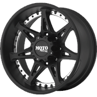Moto Metal Wheels<br> MO961 Satin Black
