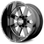 MOTO METAL Wheels <br>MO962 Gloss Black