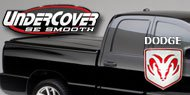 Undercover SE Smooth Tonneau Cover for Dodge