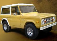 Ford Bronco Tops