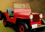 Jeep CJ2-2A, CJ3-3A/B and M38A1