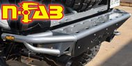 N Fab RBS Replacement Rear Bumpers