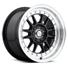 Niche Wheels Walker M091<br /> Gloss Black Machined Lip