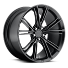 Niche Wheels Ritz M144<br /> Matte Black
