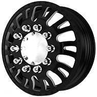 American Force Wheels<br /> OCTANE Black