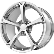 OE Creations Wheels <br />PR130 Chrome