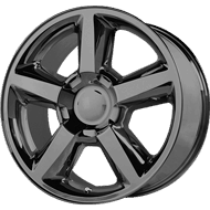 OE Creations Wheels <br /> PR131Gloss Black