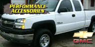 2003-2005 Silverado & Sierra 2500/3500 HD Pickups Body Lift Kits