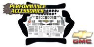 "99-02 Chevy Silverado/Sierra 1500/2500 - 5"" Body Lift Kit"