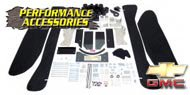 5-inch Body Lift Kit for <br>2003-2005 Silverado & Sierra 2500/3500 HD Pickups