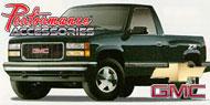 Replacement Bumper Bracket Kits for 1988-1998 Silverado/Sierra 1500/2500 Full Size Pickups