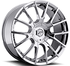Platinum Wheels<br /> 401 Marathon Chrome
