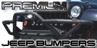 Premium Rock Crawler <br>Jeep Bumpers