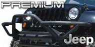 Premium TrailFX Rock Crawler Front Bumper</br> for 1987-2006 Jeep Wrangler