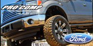ProComp Suspension <br>Ford