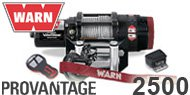 Warn ProVantage 2500 ATV Winch