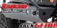 Rancho RockGEAR </br> Bumpers