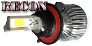 Recon Ultra-High-Power LED Headlight Bulbs
