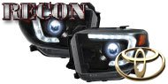 Recon </br> Projector Headlights Toyota