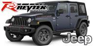 REVTEK <br>Jeep Leveling Lifts