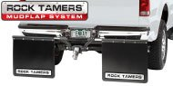 Rock Tamers<br>Dually Mud Flaps
