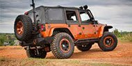 Some of the Rugged Ridge Jeep and Truck Accessories