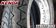 Kenda Street Bike Tires