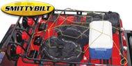 Smittybilt Large Cargo Rook Rack Net