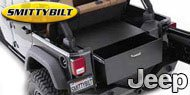 Smittybilt Jeep Security Storage Vault