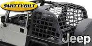 Smittybilt Cargo Net