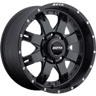 SOTA 565SB REPR Stealth Black Wheels