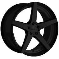 Touren TR20 Matte Black Wheels