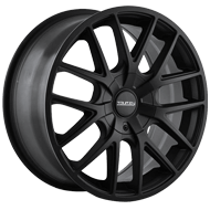 Touren TR60 3260 Matte Black Wheels