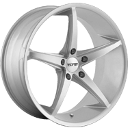Touren Wheels<br /> TR70 Silver with Milled Spokes