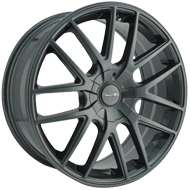 Touren Wheels<br /> TR60 Gunmetal