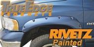 TrueEdge Flares Rivetz - Painted