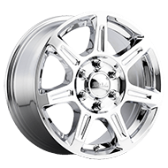 Ultra Wheels<br /> 450C Toil Van Chrome