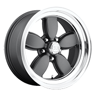 US MAG Wheels <br>U115 200S Gunmetal with Diamond Cut Lip