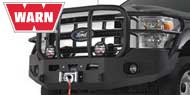 Warn Heavy Duty <br>Bumper Mounting System