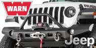 Warn Jeep Rock Crawler Bumpers
