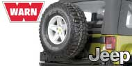 Warn Rock Crawler Tire Carrier