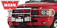 Warn Trans4mer Modular <br/> Winch Mount Grille Guard