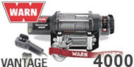 Warn Vantage 4000 ATV Winch