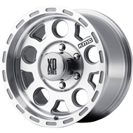 XD122 Enduro Wheels <br> Machined With Clear coat